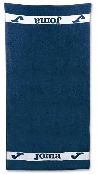 Полотенце темно-синее