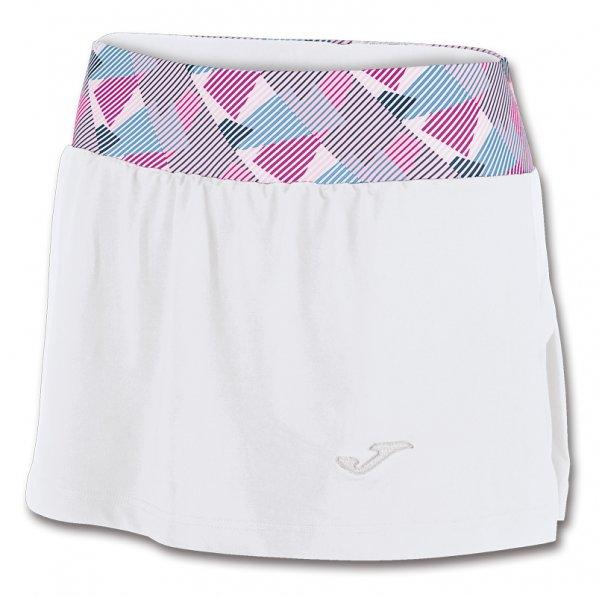 Юбка теннисная TRENDY WHITE