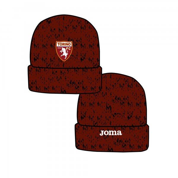 WINTER HAT TORINO CAMP BURGUNDY