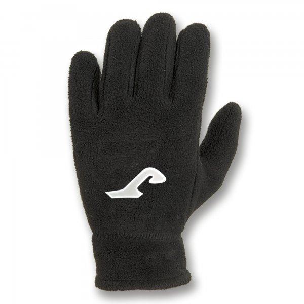Перчатки футбольные зимние BLACK WINTER GLOVES